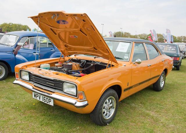 1976 Ford Cortina 1300 L Mk3