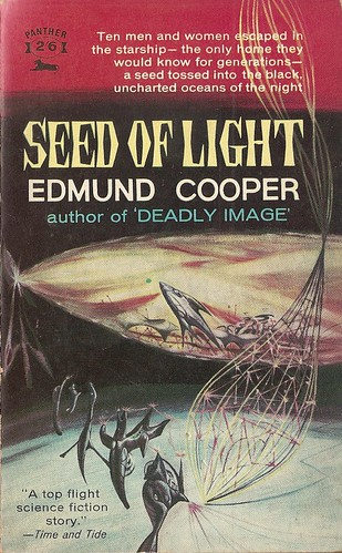 Edmund Cooper - Seed of Light (Panther 1960)