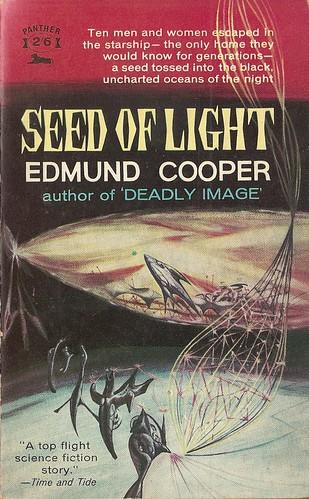 Edmund Cooper - Seed of Light (Panther 1960)