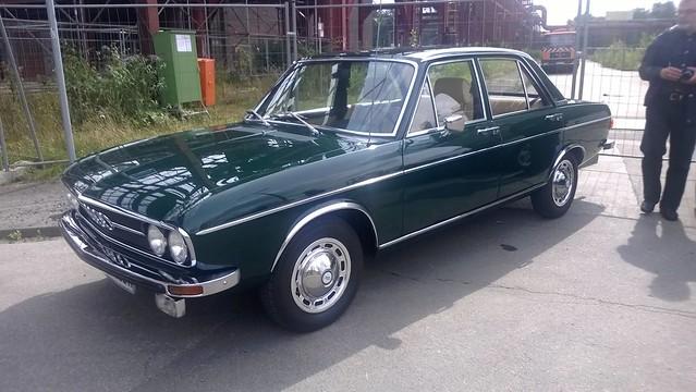 Audi 100 LS, Mod. 1971   Flickr - Photo Sharing!