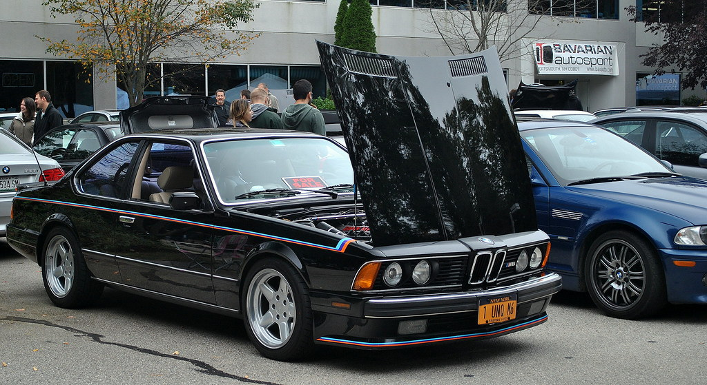 Bmw m6 E24 Tuning Bmw E24 m6 | by Andrew