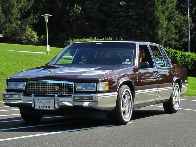 1990 cadillac deville flickr photo sharing. Cars Review. Best American Auto & Cars Review