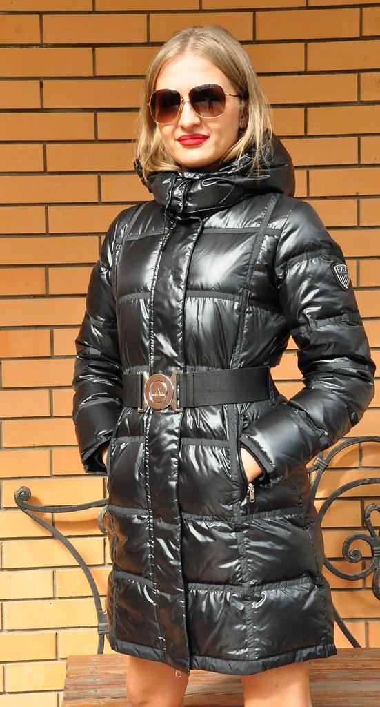 Girls Down Jacket