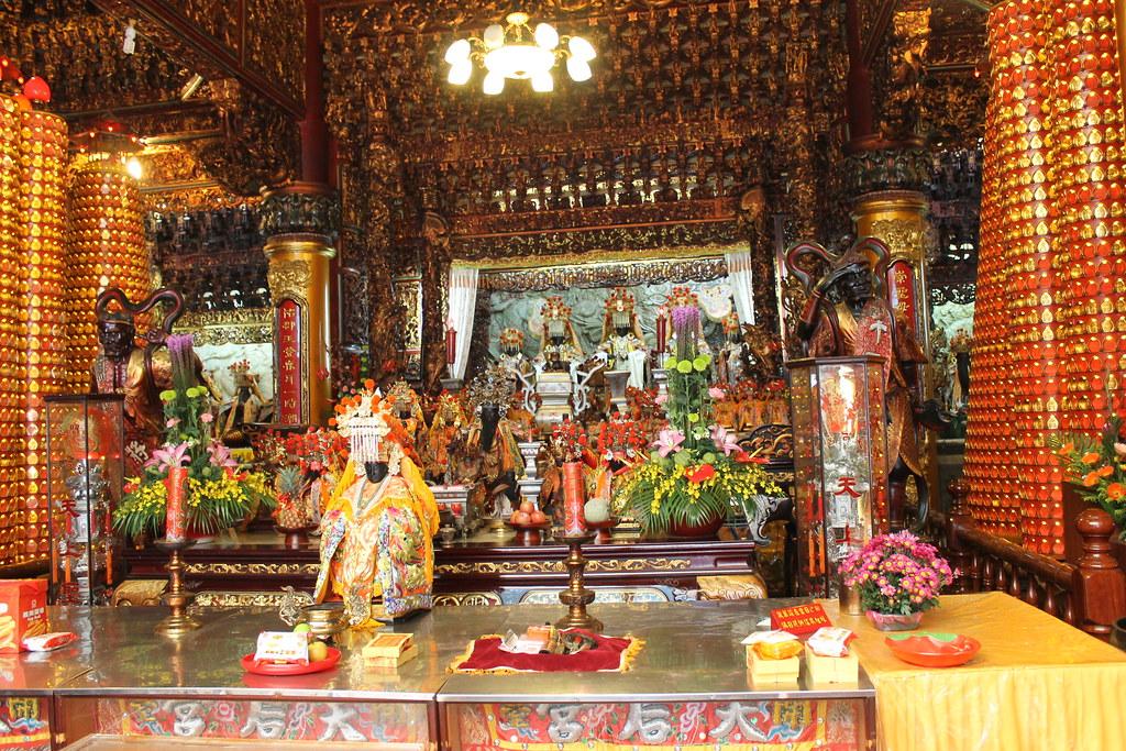 Templo-Tainan-Taiwan