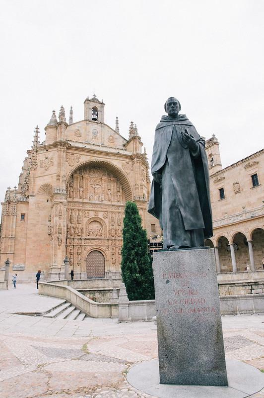 サン・エステバン修道院