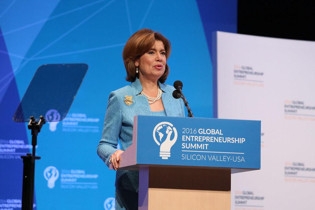Contreras-Sweet Global Entrepreneurship Summit