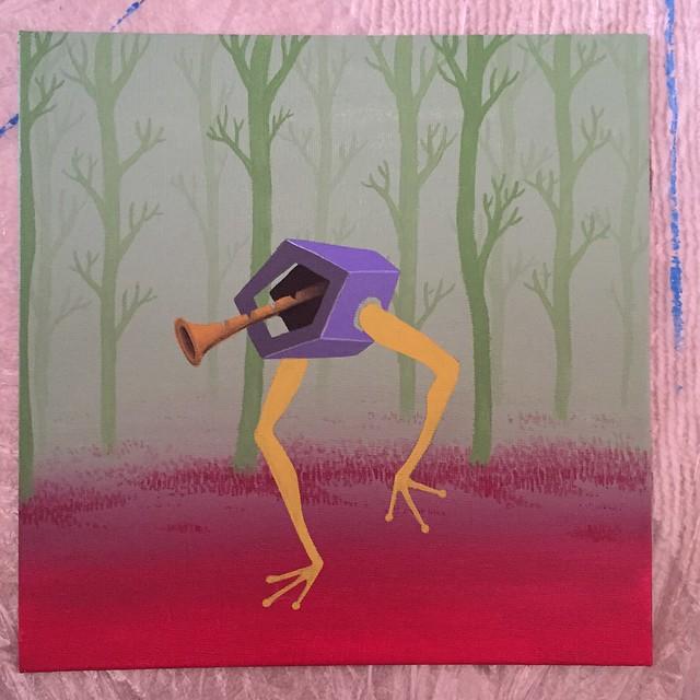 l'oiseau chanteur 3