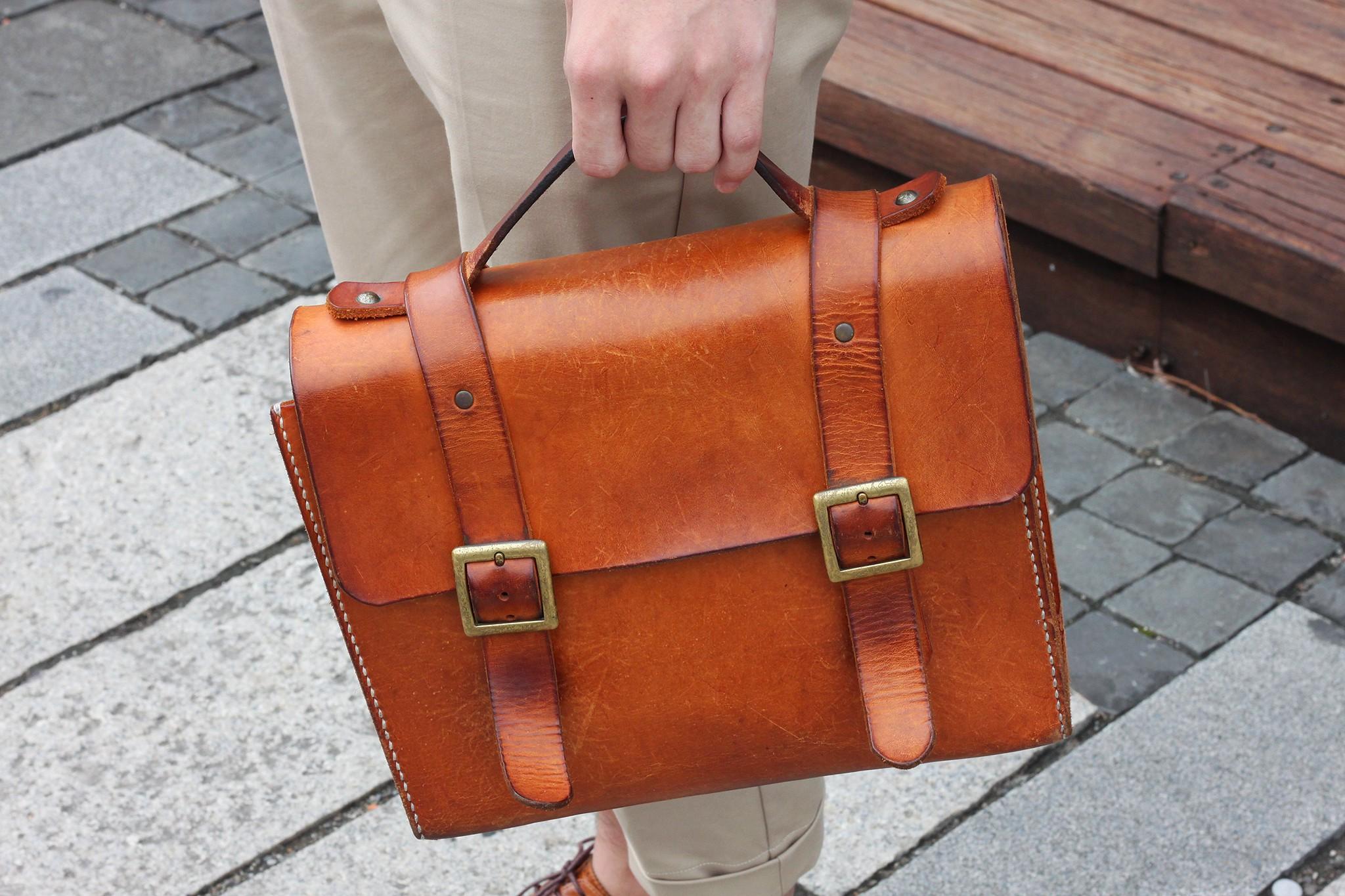 Syd's briefcase