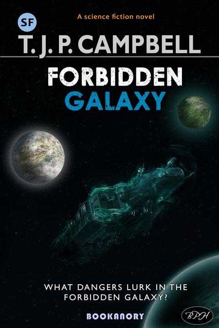 Forbidden Galaxy book cover