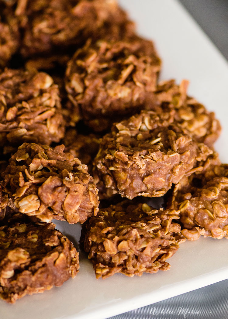 perfect for summer these no bake cookies are easy to make and delicious