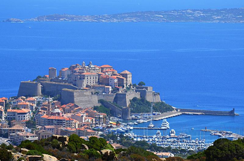 Calvi and Citadelle, Corsica