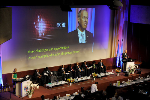 WIPO Director General Addresses WSIS Forum 2013 | by WIPO | OMPI