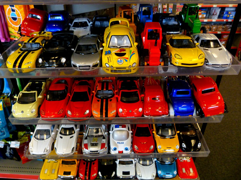 Toys From Cars