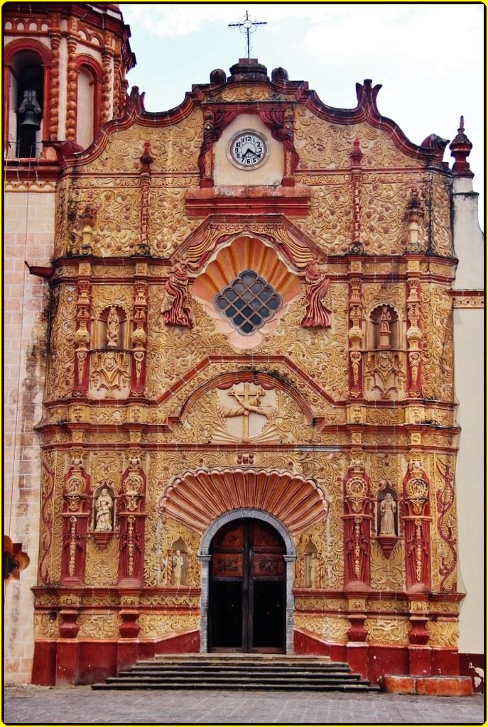 Misi 243 N De Santiago Ap 243 Stol Jalpan De Serra Estado De Quer 233