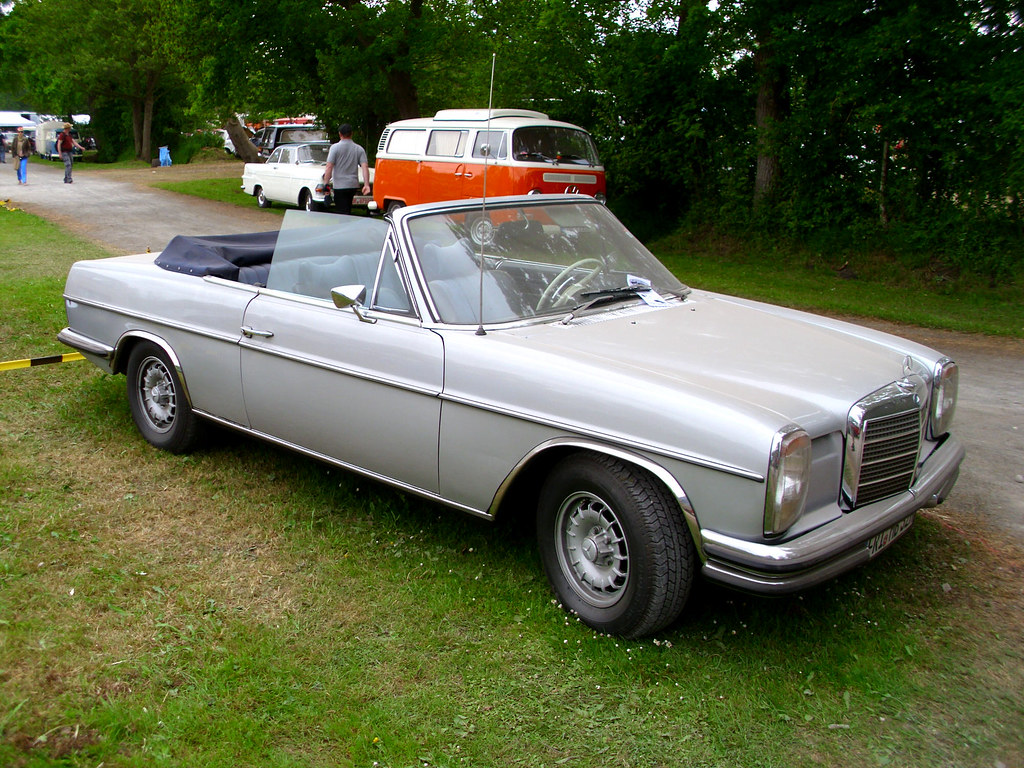 Mercedes benz 250 ce convertible conversion ellringen for New mercedes benz convertible