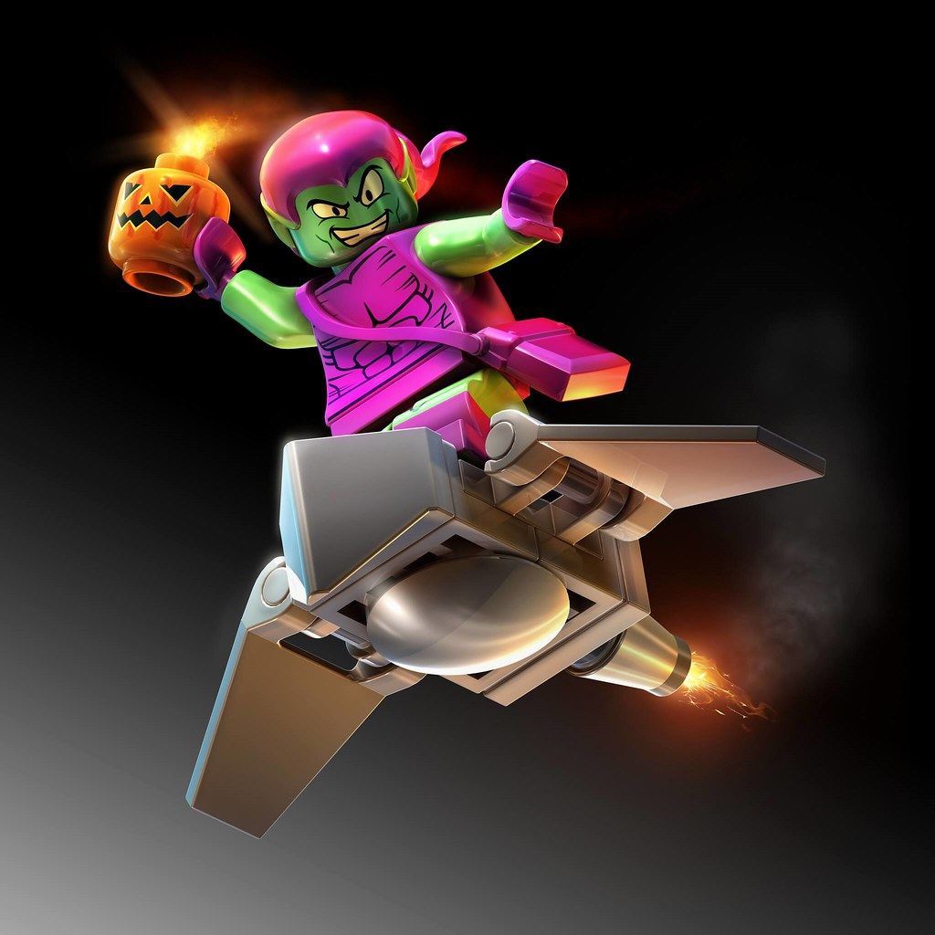 LEGO Marvel Super Heroes — Green Goblin | Now we need a ...
