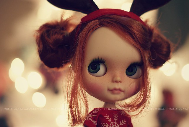 A Doll A Day. Dec 19. Merry Christmas.