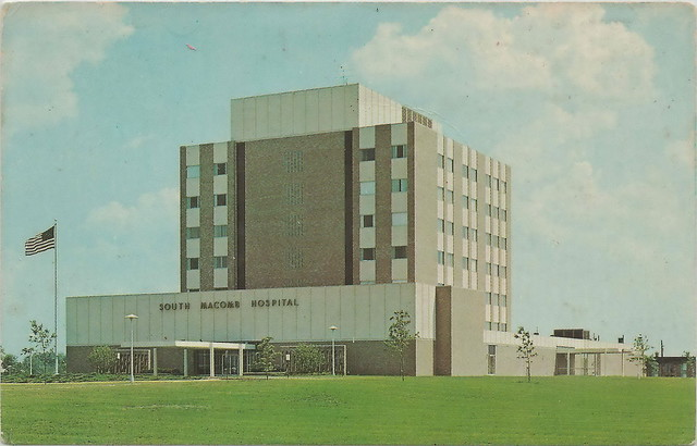 Se Warren Mi Hospital South Macomb Hospital 376 Bed Facili Flickr Photo Sharing