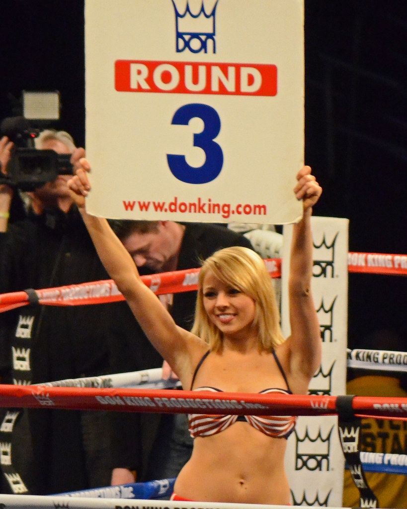 Octagon Girls - Official Website of the Ultimate Fighting