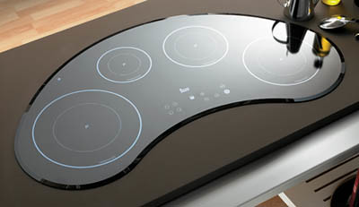 Electrical Appliances Teka Curve Induction Cooktop Hob