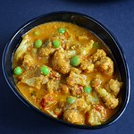 Cauliflower gravy for idli,dosa