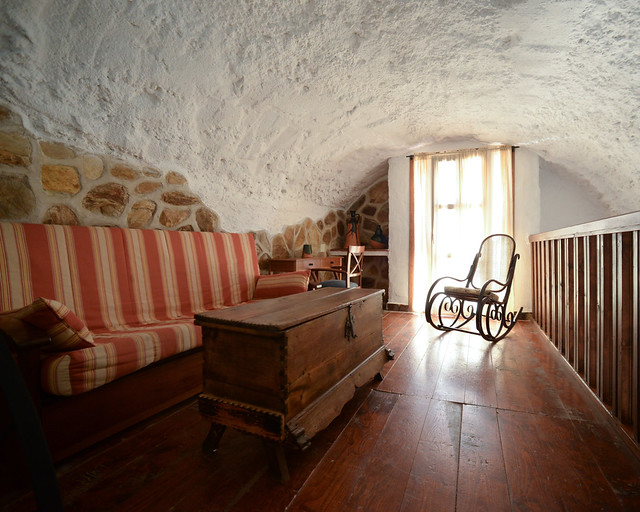 Cuevas del tio Tobas en Granada