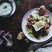 Greek Quinoa Salad w Mint Tzatziki | Cashew Kitchen