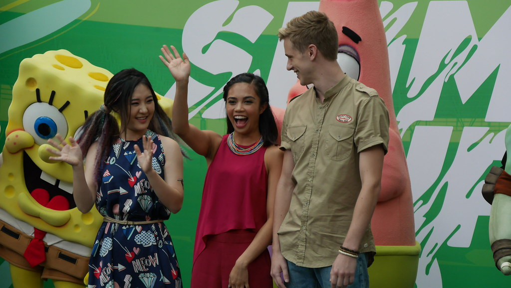 Nickelodeon Slime Cup 2016 @ City Square Mall - Alvinology