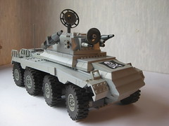 Sdkfz 234 Puma Rocket launcher 1 by stgeorg6