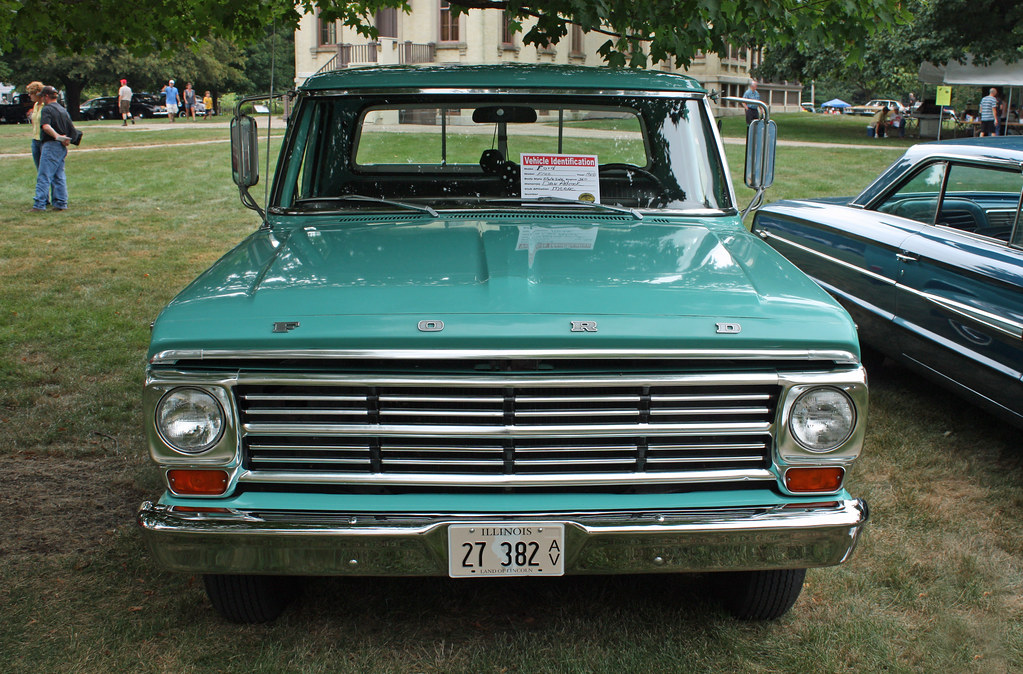 1968 ford f 100 styleside half ton pickup truck 1 of 3 flickr. Black Bedroom Furniture Sets. Home Design Ideas
