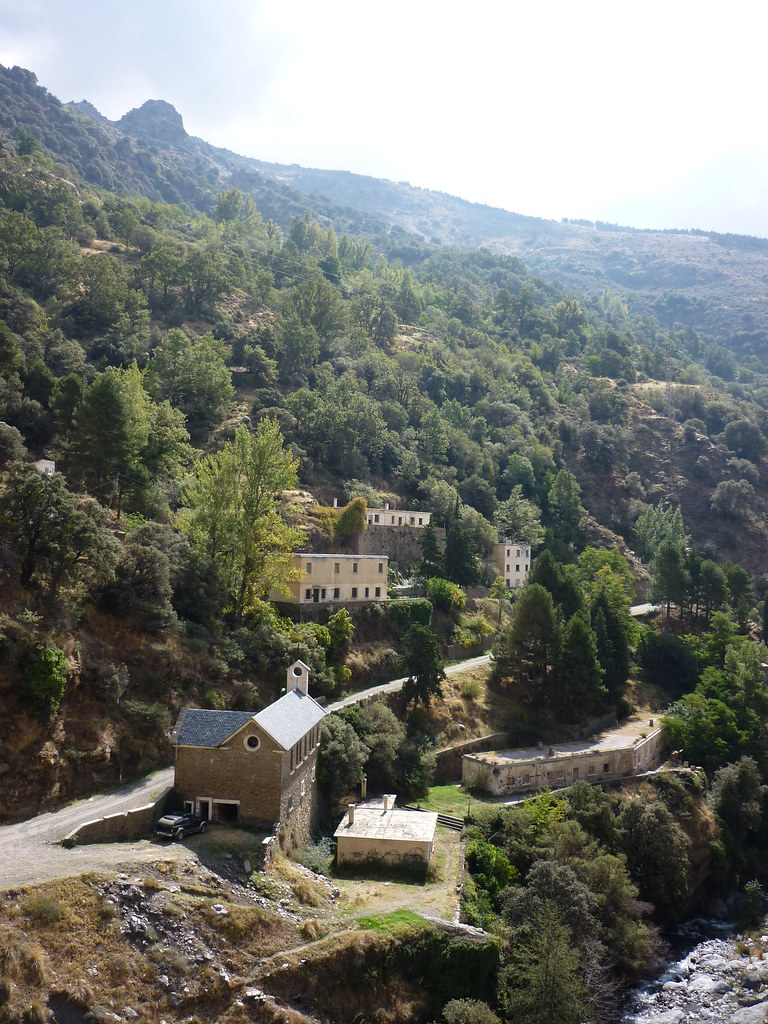 La cebadilla village abandonn andalousie sierra nevada flickr - Achat village abandonne ...
