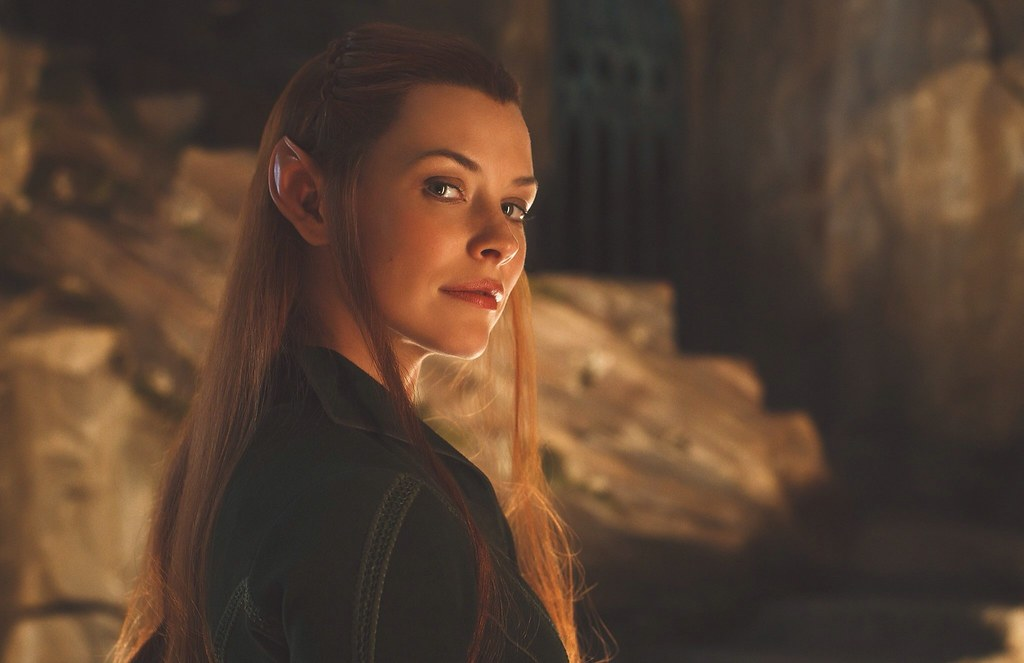 Tauriel  Dos Movie Guide  Moustache Luke  Flickr-6891