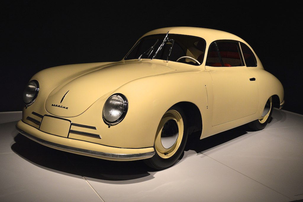 Porsche Type 356 Gm 252 Nd Coupe 1949 Courtesy Of The