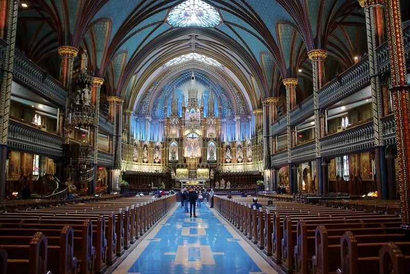 church montreal quebec