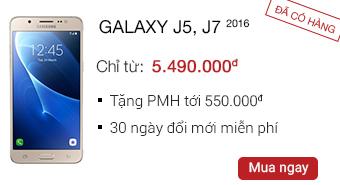 Samsung Galaxy J series - CellphoneS
