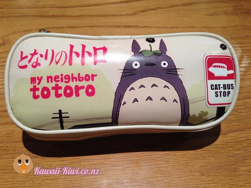 Kawaii Kiwi - Totoro Pencil Case from Claw Grabby 1