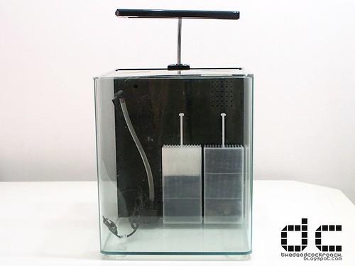 aquarium, guppy tank, nano, nano space, nano tank, ocean free, qian hu, qianhu, unboxing
