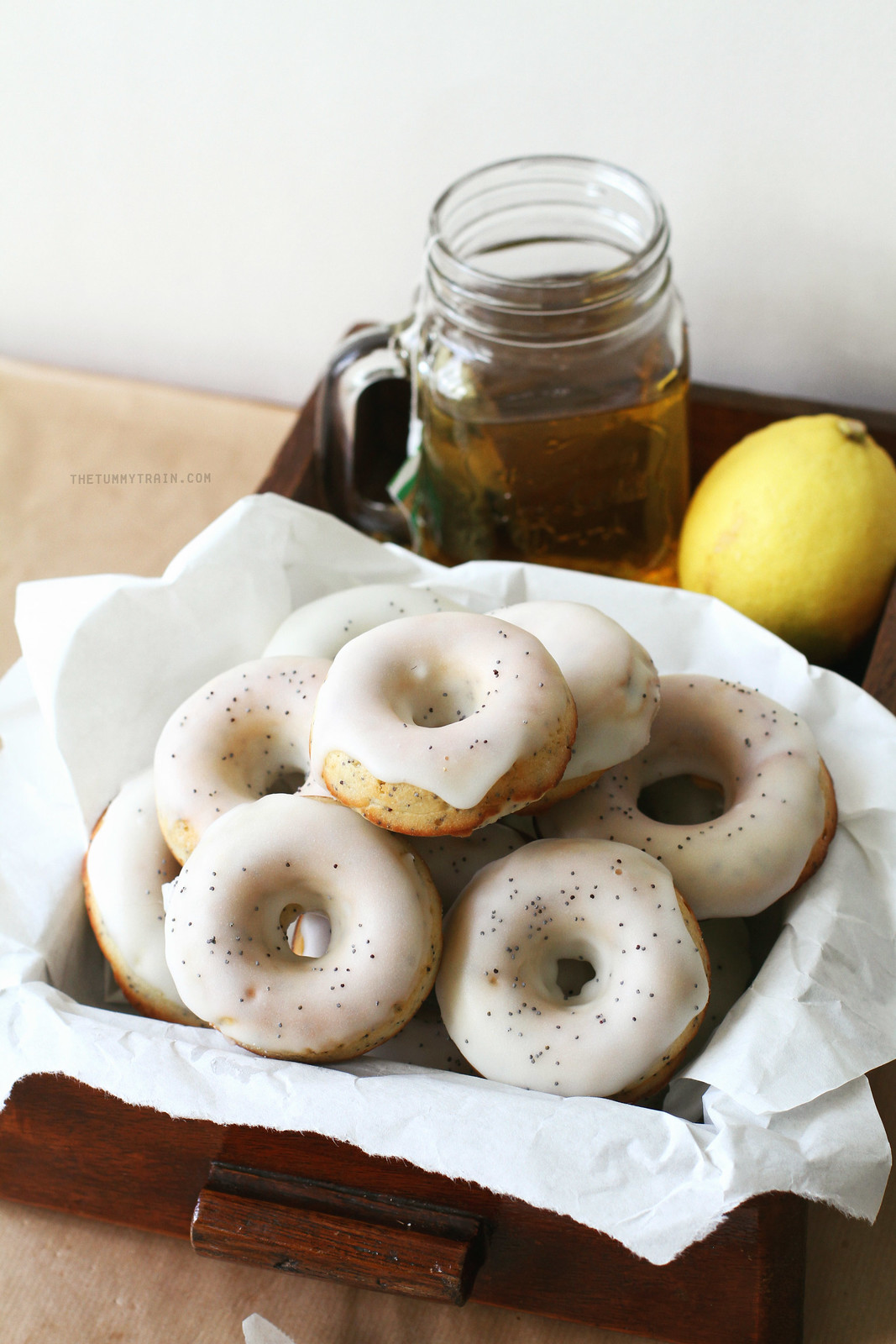 28150446645 c739f17aaf h - Digging out these Baked Lemon Poppyseed Doughnuts from my archives