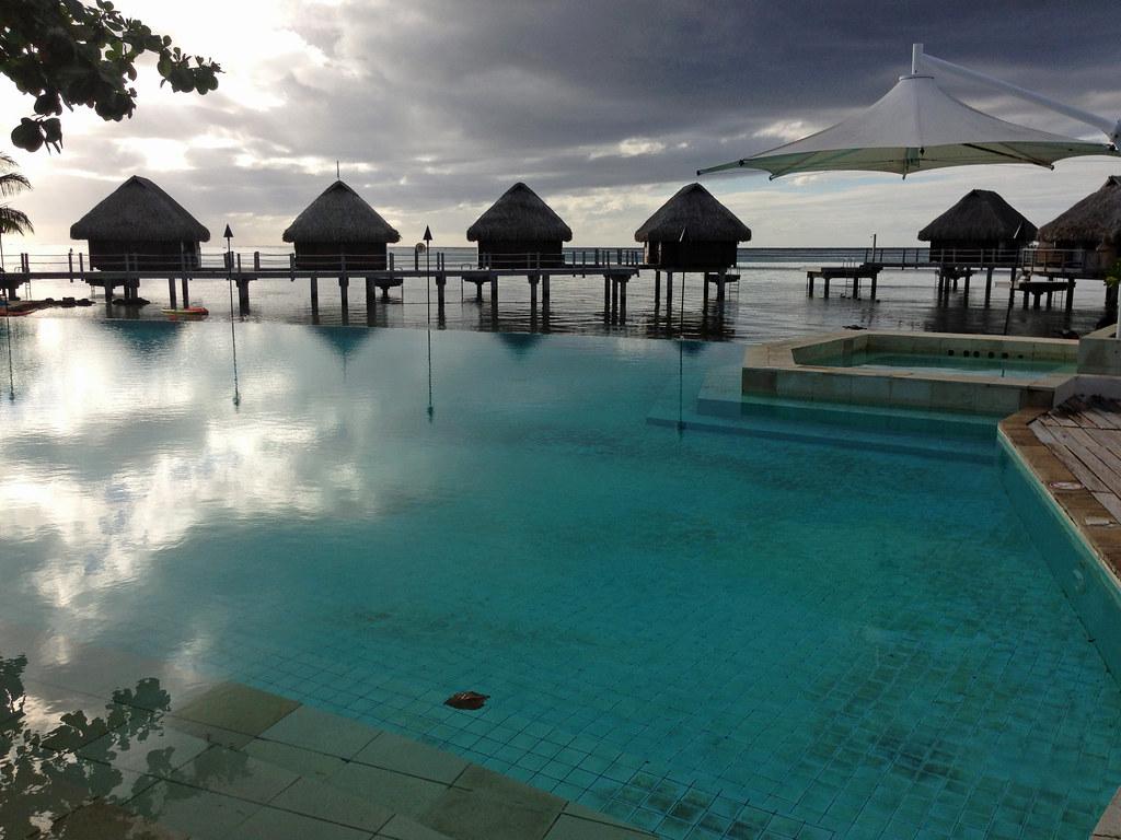 Moorea Pearl Resort Spa Beach Bungalow