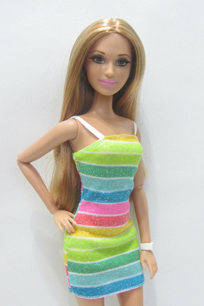 House 2013 Summer Doll