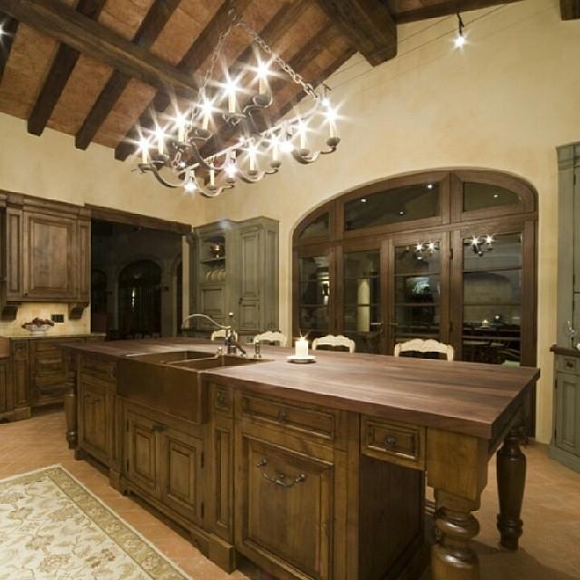 #cozinha #rustica #fazenda #kitchen #decoracao #decor #tip