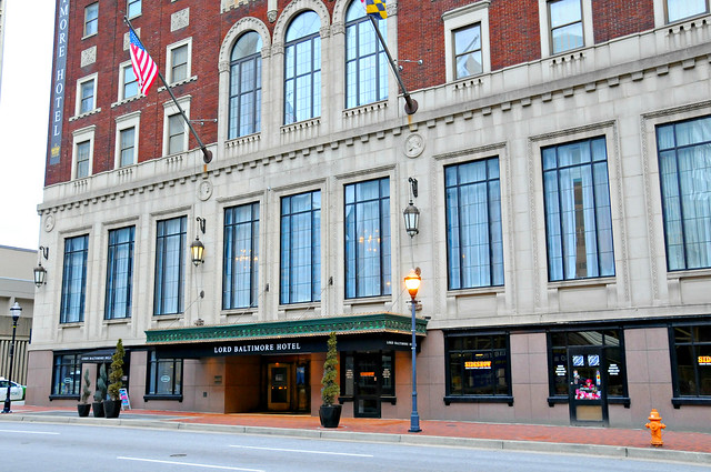 Lord baltimore hotel flickr photo sharing for Lord of baltimore hotel