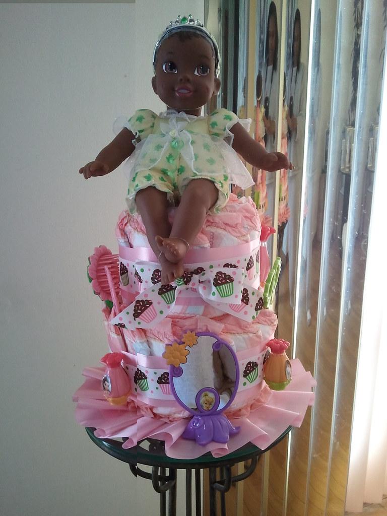 Princess Tiana Cake Ideas