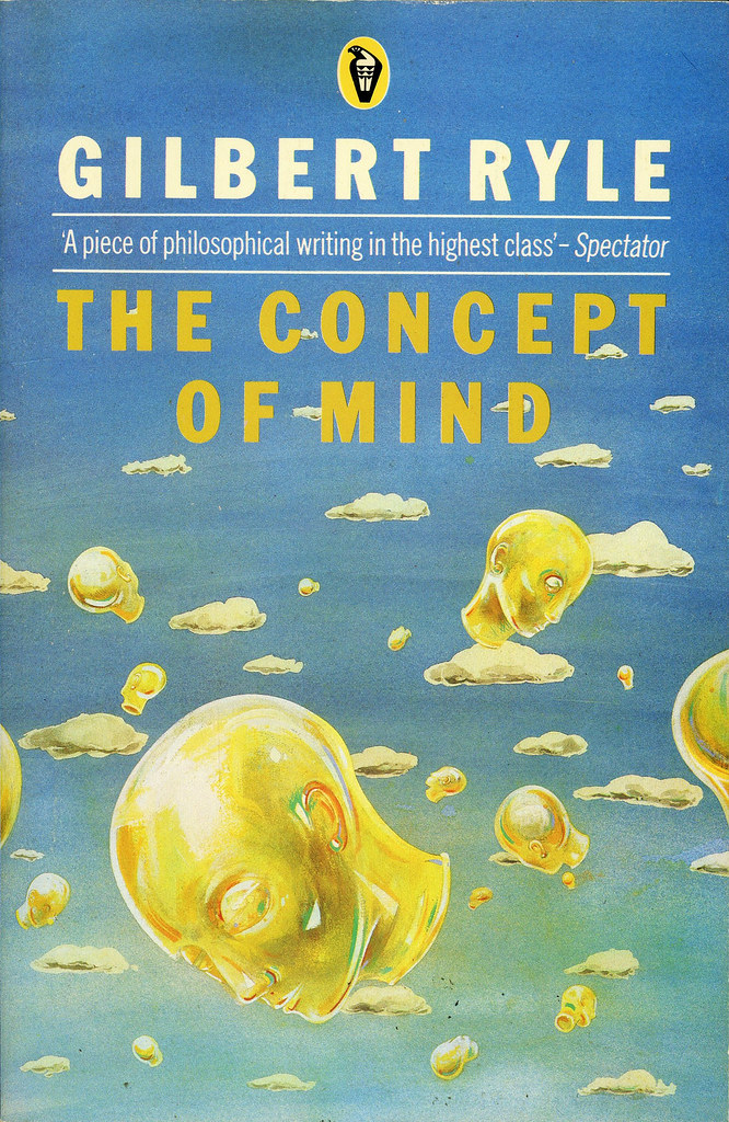 gilbert ryles the concept of mind essay
