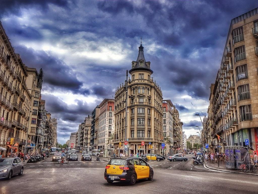Pla a universitat barcelona david rodriguez flickr - Placa universitat barcelona ...