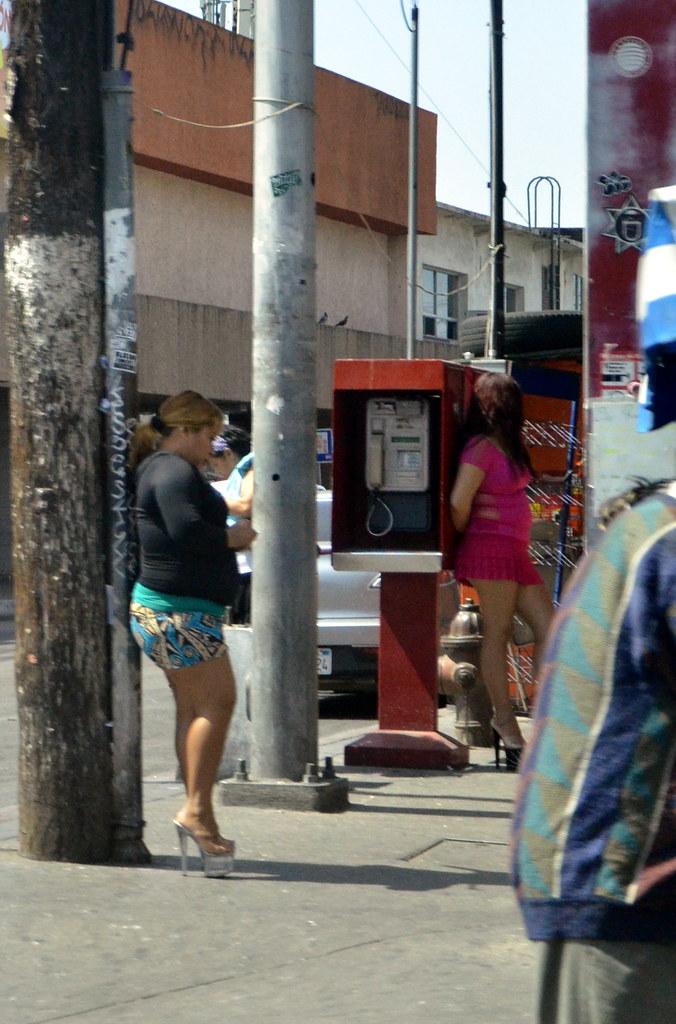 Prostitucion en la merced ciudad de mexico - 1 part 6