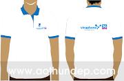 Áo thun đồng phục VinaPhone