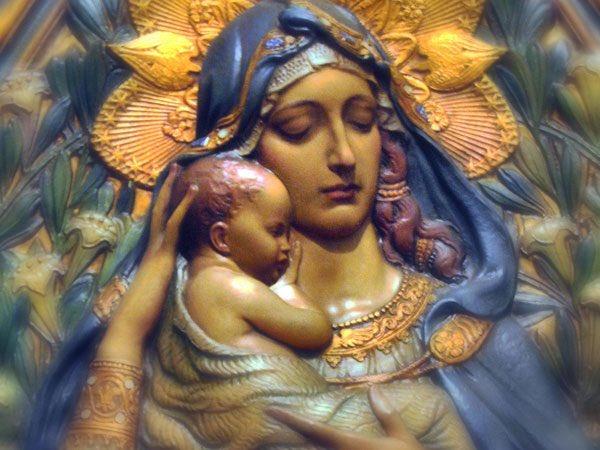 """""""Phúc Cho Người Là Kẻ Ðã Tin"""": Maria Ðầy Lòng Tin"""