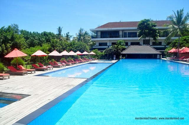 Hotel Ombak Sunset Outdoor Pool