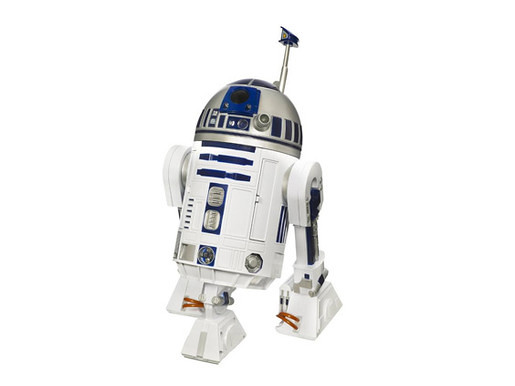 Star Wars R2-D2 interactive robot